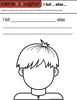 Understanding Emotions. Activities for Counseling
