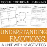 Understanding Emotions | Social Emotional Skills Unit | Mi