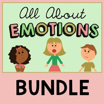 Understanding and Managing Emotions Interactive PowerPoint Bundle