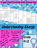 Energy and the Environment: Understanding Energy