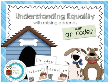 Understanding Equality with Missing Addends: A File Folder Game with QR codes