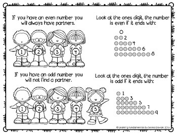 Understanding Even and Odd Numbers -  Perfect for kids who are not catching it!