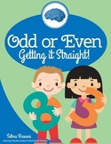 Understanding Even and Odd Numbers -  Perfect for kids who