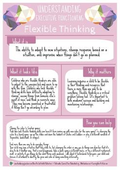 Understanding Executive Functioning: Flexible Thinking