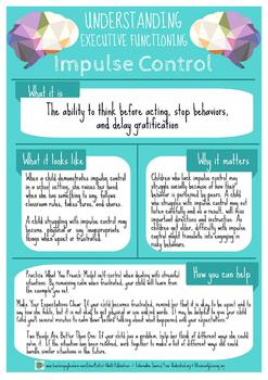 Understanding Executive Functioning: Impulse Control