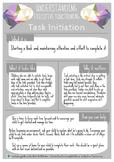 Understanding Executive Functioning: Task Initiation