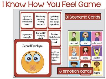 BUNDLE: Feelings Activities, Behavior Cards, Guides