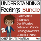Feelings and Emotions Activities for Social Emotional Learning