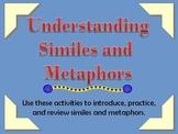 Understanding Figurative Language - Similes and Metaphors