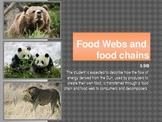 Understanding Food Webs and Food Chains