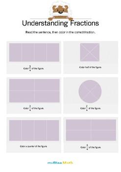 Fractions: Understanding Fractions 6