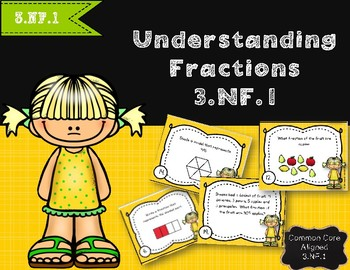 Understanding Fractions In a Set 3.NF.1