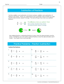 Understanding Fractions - Part 1 - Scaffolded Introduction to Fractions