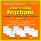 Understanding Fractions - Parts 4 & 5 - Reducing/Equivalent/Addition/Subtraction