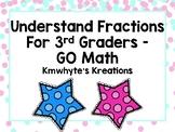 Understanding Fractions for 3rd Grade - GO Math
