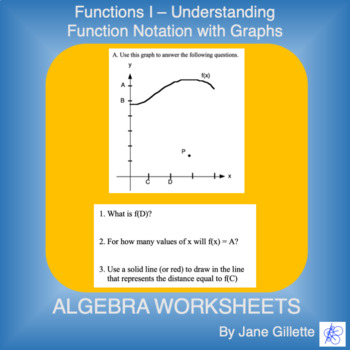 Understanding Function Notation with Graphs