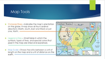 Understanding Geography and Maps Lesson
