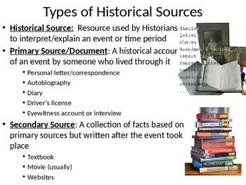 Understanding Global History & Geography:  Important Terms