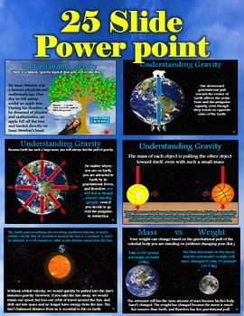 Understanding Gravity (Lesson and Powerpoint)