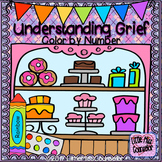Understanding Grief:  Color by Number Activities for Group or Individuals