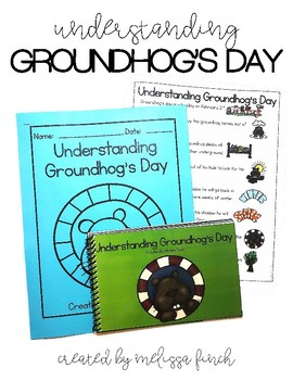 Understanding Groundhogs Day- Social Story for Students wi