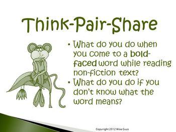 Understanding Important Words Reading Strategy PowerPoint