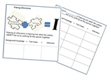 Understanding Inferences - Interactive Notebook Pages
