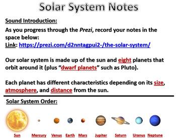 Understanding Interstellar Distance Notes