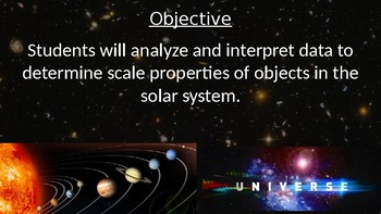 Understanding Interstellar Distance (PowerPoint)
