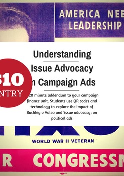 Understanding Issue Advocacy in Campaign Ads