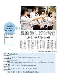 Understanding Japanese Articles