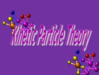 Understanding Kinetic Particle Theory