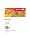 Understanding Labels and Packaging Eggo Waffles