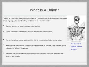 Understanding Labor Unions