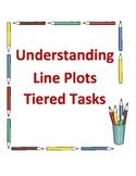 Understanding Line Plots Tiered Tasks