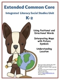 Understanding Location K-2 Extended Common Core