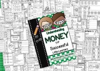 Understanding MONEY  ***NO PREP***