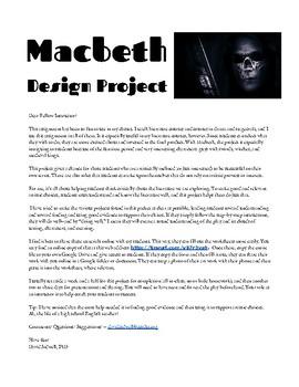 Understanding Macbeth through Theatre Design