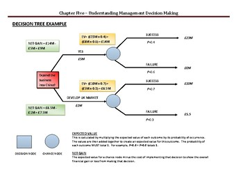 Understanding Management Decision Making