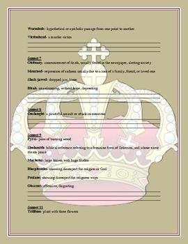 Understanding Marilyn Nelson's Crown of Sonnets