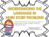 Understanding Math Story Problems