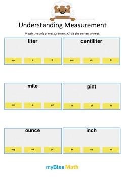 Measuring Volume & Mass: Understanding Measurement 1