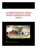 Understanding Media Bias: Follow the News Project and Fake News Game