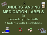 Understanding Medication Labels for Secondary Life Skills