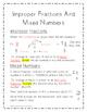 Understanding Mixed Numbers & Improper Fractions + 3 Practice Activities & Game