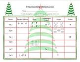 Understanding Multiplication - Christmas Version