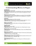 Understanding Money in Stages