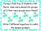 Understanding Multiplcation & Division for 3rd Grade Review - GO Math