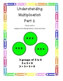 Understanding Multiplication Part 2