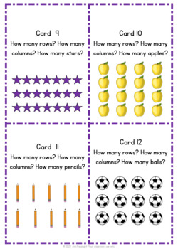 Understanding Multiplication Scavenger Hunt